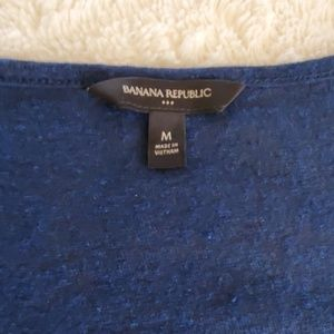 Banana Republic Factory Sweaters - V-neck flutter sleeve pullover sweater